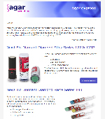 Agar Express December 2019 - Diamond Sticks & Pastes, Christmas Opening Hours, Exhibitions & more...
