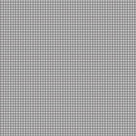 Electroformed mesh - Nickel