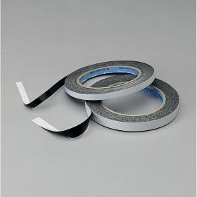 Carbon conductve adhesive tapes