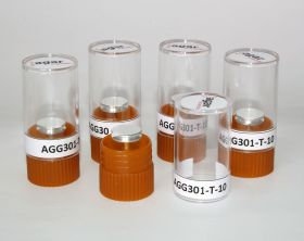 Standard SEM Pin Stubs with Pre-mounted Tabs