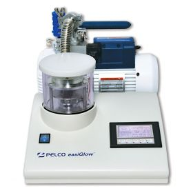 Easiglow glow discharge cleaning system with Vacuum Pumping System