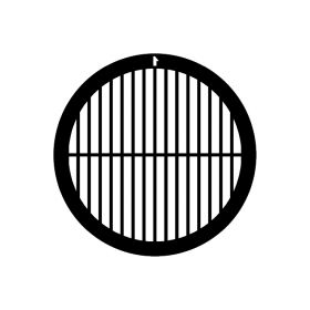Parallel Bar 150 Mesh with Single Bar TEM Support Grids