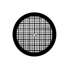 Square 200 Mesh Centre Mark TEM Support Grids