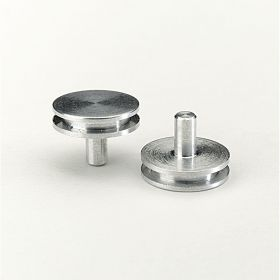 AGG301F Short Pin SEM Specimen Stub