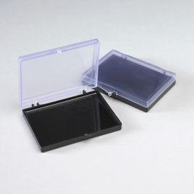 Gel-Pak Boxes, Black Conductive Base, Clear Anti-Static top, AD Series