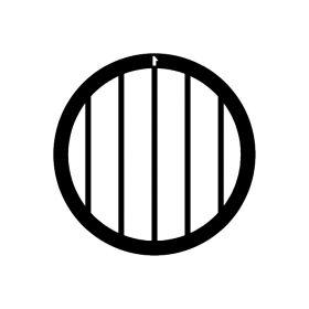 Parallel Bar 50 Mesh TEM Support Grids