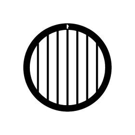 Parallel Bar 75 Mesh TEM Support Grids