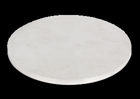 Aluminium working plates, diameters 200mm, 250mm, 300mm and 400mm
