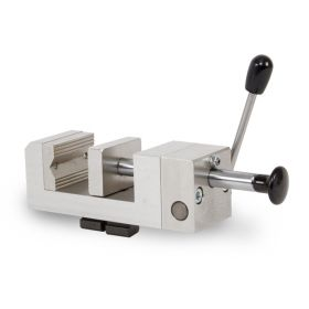 Small right vice with fast tightening system stroke 53mm