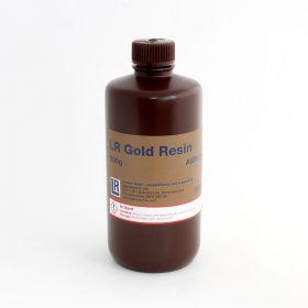 London Resin Gold Acrylic Resin