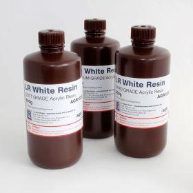 London Resin White Resin - low viscosity acrylic resin