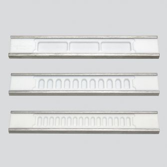 PTFE moulds for flat embedding