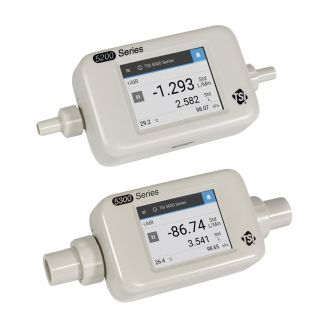5000 Series Flow Meters - Wide Accuracy Models