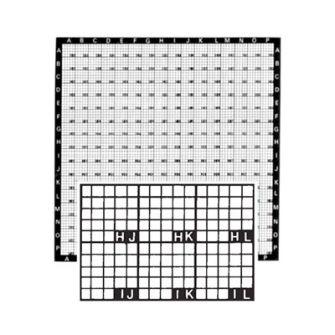 LM-SEM Locator Grid