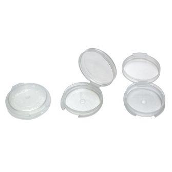 Polypropylene capsule chambers