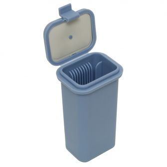 Polypropylene staining jar