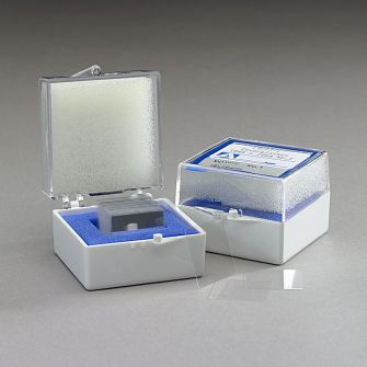 Square coverglasses 13 x 13mm