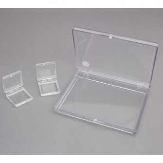 Gel-Pak Boxes, Clear, AD Series