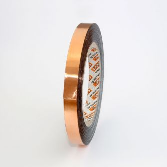 Double Sided Copper Tape 12.7mm x 16.4m