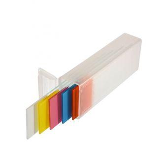 Five slide mailer