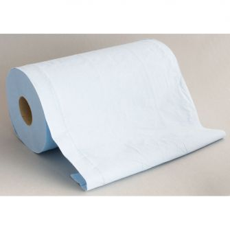 Steel Blue Disposable Wipes and Dispensers