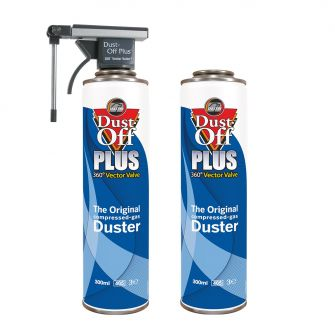 Dust-Off Plus, New Formulation