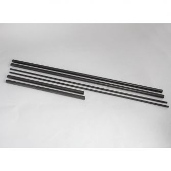 Carbon Rods for vacuum coating
