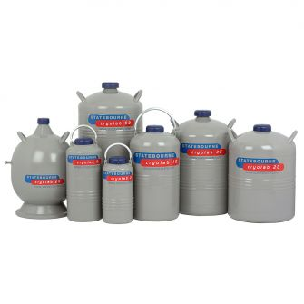 Dewars - Cryolab Series 2 to 50 Litre