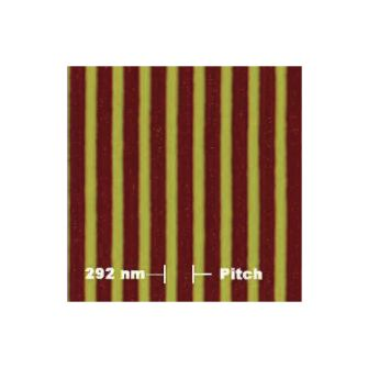 High resolution AFM reference standards