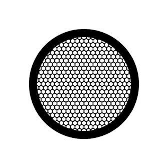 Hexagonal Pattern 200 Mesh TEM Support Grids