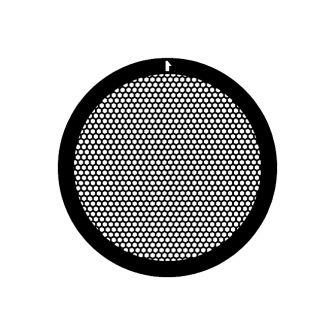 Hexagonal Pattern 300 Mesh TEM Support Grids