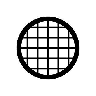 Square pattern 50 Mesh TEM Specimen Support Grids