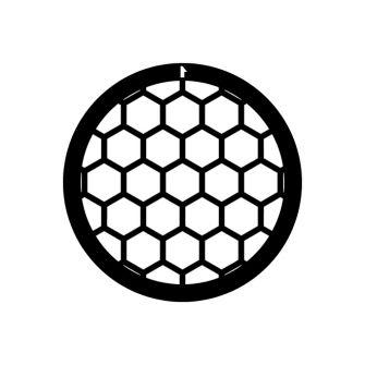 Hexagonal Pattern 50 Mesh TEM Support Grids
