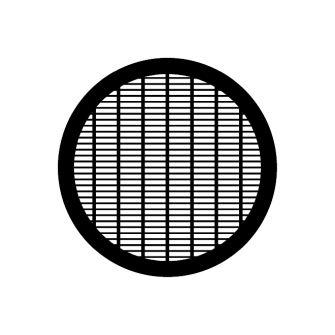 300 x 75 Rectangular Mesh TEM Grids