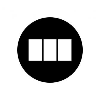 Triple slot TEM grid