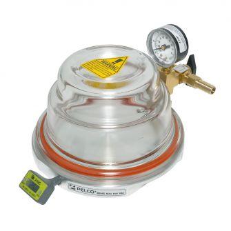 Hot Vac mini vacuum desiccator