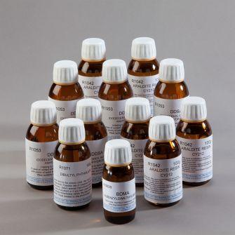 Epoxy resin (Araldite CY212) Kit