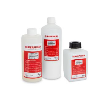Superfinish Liquids - Final Finishing Liquid, L1 Finishing Liquid & L2 Finishing Liquid