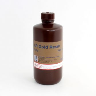 London Resin Gold Acrylic Resin