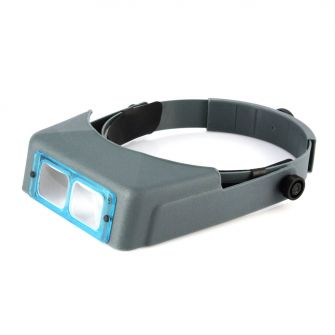Head Band Hands-free Magnifier Visor
