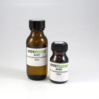 Citifluor non-fluorescent immersion oil