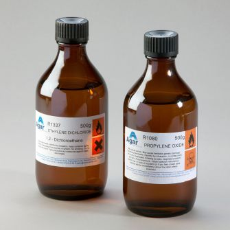 Dehydrating agents and intermediate solvents