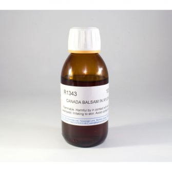 Canada Balsam In Xylene