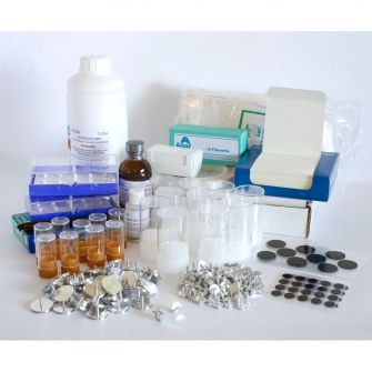 Agar Consumable Kit for Tescan