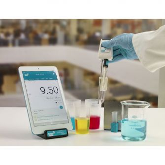 TRUEscience SMART pH Cap Kit with Electrode and Android Tablet