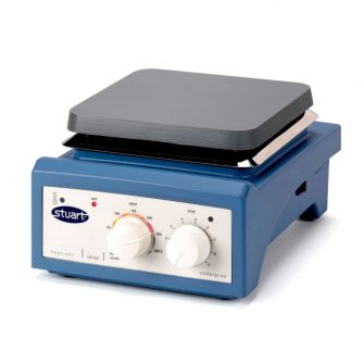 AGG3788 Magnetic Stirrer/Hotplate with coated Aluminium Silicon top plate