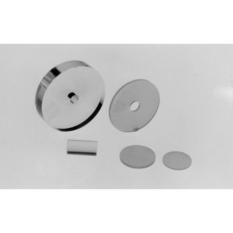 Scintillator discs - YAG