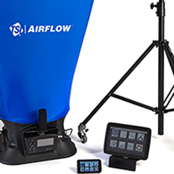 Airflow & ventilation testing